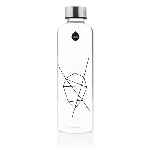 Mismatch Black, Glasflasche, 750ml