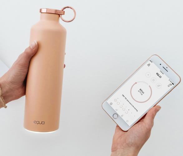 Equa Smart Bottle mit App-Steuerung