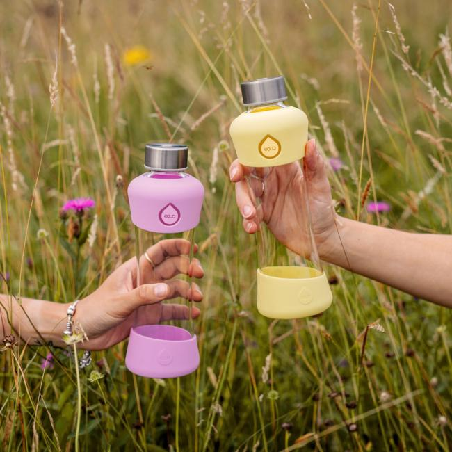 Equa Active Plum und Active Lemon